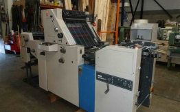 RYONI 3300CR ONE COLOUR OFFSET WITH N&P