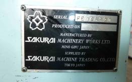 SAKURAI OLIVER 72-1 OFFSET