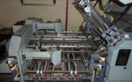STAHL KC 78 4 KLL 32 PAGES FOLDING MACHINE