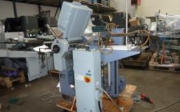STAHL T 36-4 FOLDING MACHINE