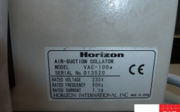 HORIZON SPF-20A BOOKLET MAKER WITH VAC-100 & FC-20A