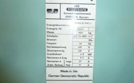 SEYPA 92 PMC PAPER GUILLOTINE