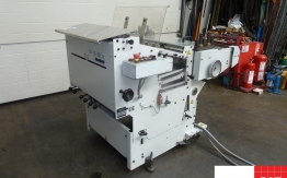 Used Stahl VSA 66 vertical pressure stacker for sale
