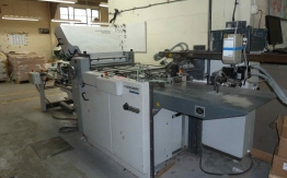 HEIDELBERG STAHL TI 52-4/K PAPER FOLDING MACHINE