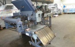 STAHL K 66 4 KTL PAPER FOLDING MACHINE