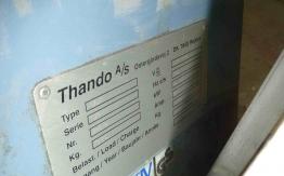 THANDO 50P PILE TURNER