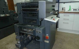 USED HEIDELBERG QM46-2 OFFSET
