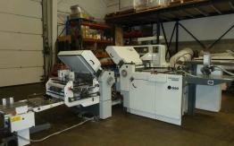 HEIDELBERG STAHL TI52 44X FOLDING MACHINE