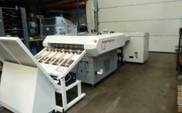 USED SCREEN CTP SYSTEM PTR-4000 MKII
