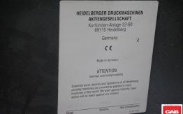 Heidelberg SM 52-2 Two Colour Offset