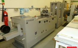 HORIZON MC-80 BOOKLET MAKER WITH SPF 20 & FC 20