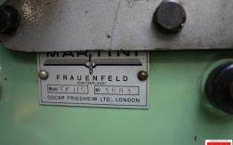 Muller Martini FK II S Book Sewing Machine