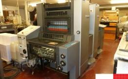 heidelberg speedmaster sm 52-2 colour offset