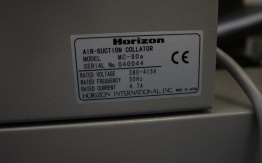 HORIZON MC-80 BOOKLET MAKER