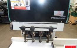 Citoborma 480 AB Four Headed Paper Drill