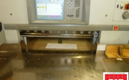 used polar 92 x guillotine