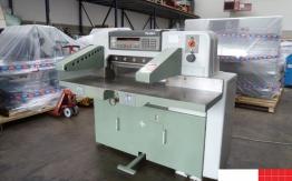 polar 76 em paper cutting guillotine