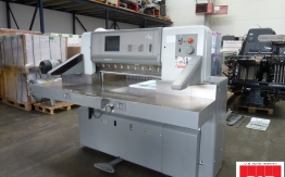 polar 92 e paper cutting guillotine
