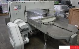 used polar 115 emc-monitor guillotine