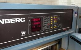 WHOLENBERG 92 MCS-2 GUILLOTINE