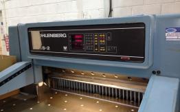 WOHLENBERG 92 MCS-2 GUILLOTINE