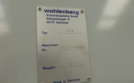 WOHLENBERG 115 PRO-TECH GUILLOTINE