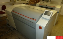 agfa acento-s 4 up thermal ctp system