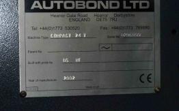 AUTOBOND COMPACT 74T LAMINATOR