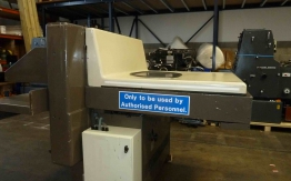 CAMCO ROSBACK 92 CM GUILLOTINE