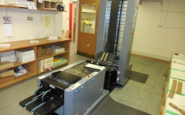 DUPLO SYSTEM 5000 / 2000 BOOKLET MAKER