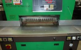 EBA MULTICUT 10/720 CNC GULLOTINE