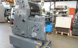 HEIDELBERG GTO52 SINGLE COLOUR OFFSET