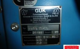 guk k 49 4fn paper folding machine