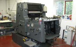 HEIDELBERG MO SINGLE COLOUR OFFSET