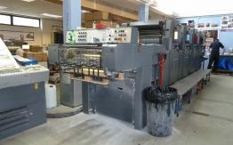 USED HEIDELBERG MOV-H 4 COLOUR OFFSET
