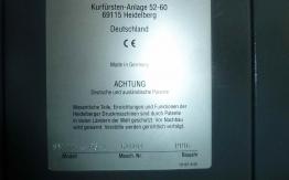 HEIDELBERG SM 74-4P3 + L FOUR COLOUR OFFSET