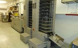 HORIZON VAC 100 BOOKLET MAKER