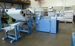 MBO T530 4-4 PAPER FOLDING MACHINE
