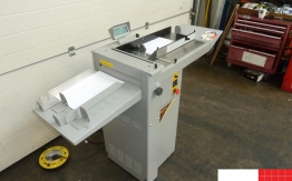 morgana autocreaser 33 - creasing machine