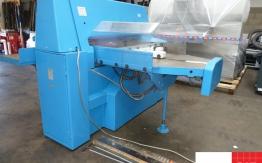 PAPER CUTTING MACHINE - WOHLENBERG 92 MCS-2TV
