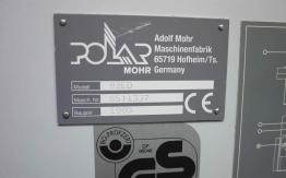 POLAR 92 ED GUILLOTINE FOR SALE