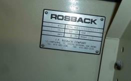 ROSBACK 318 AUTO STITCHER