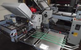 STAHL T 52 4-4-X PAPER FOLDER