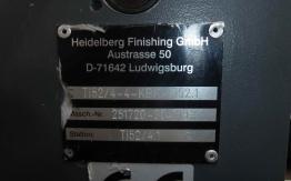 STAHL TI 52 4-X PAPER FOLDER