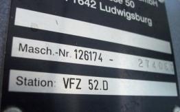 STAHL DIGITAL KNIFE UNIT - VFZ 52 D