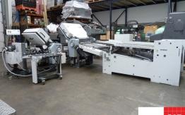Used Stahl RD 66 4-4-1 paper folder for sale