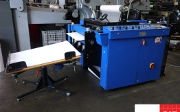 Used D & K Proteus thermal laminator