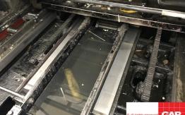 heidelberg sbg cylinder die cutter