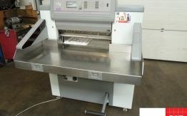 Used Polar 66 paper cutting machine