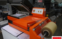 Minipack Torre FM 75 SC shrink wrapping machine